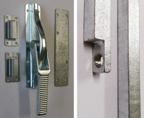 Tortreibriegel Strenger TTR10-207 Excelsior 10x10 mm Stange Torhöhe bis 207 cm