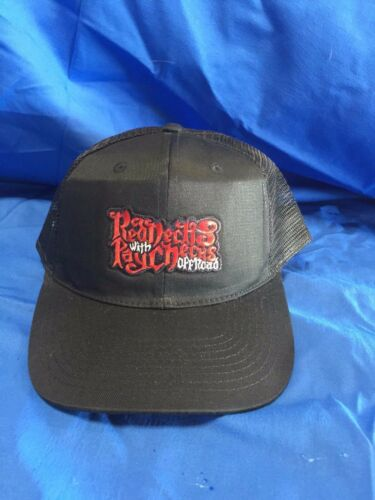 19016 NEW ~ REDNECK with PAYCHECKS OFFROAD  Hat ~ Snap Back Cap