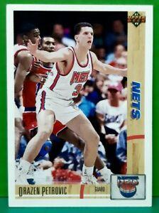 Drazen Petrovic regular card 1991-92 Upper Deck #315