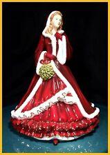 ROYAL DOULTON PRETTY LADIES CHRISTMAS WISH HN5429 CHRISTMAS DAY 2011 NEW BOXED