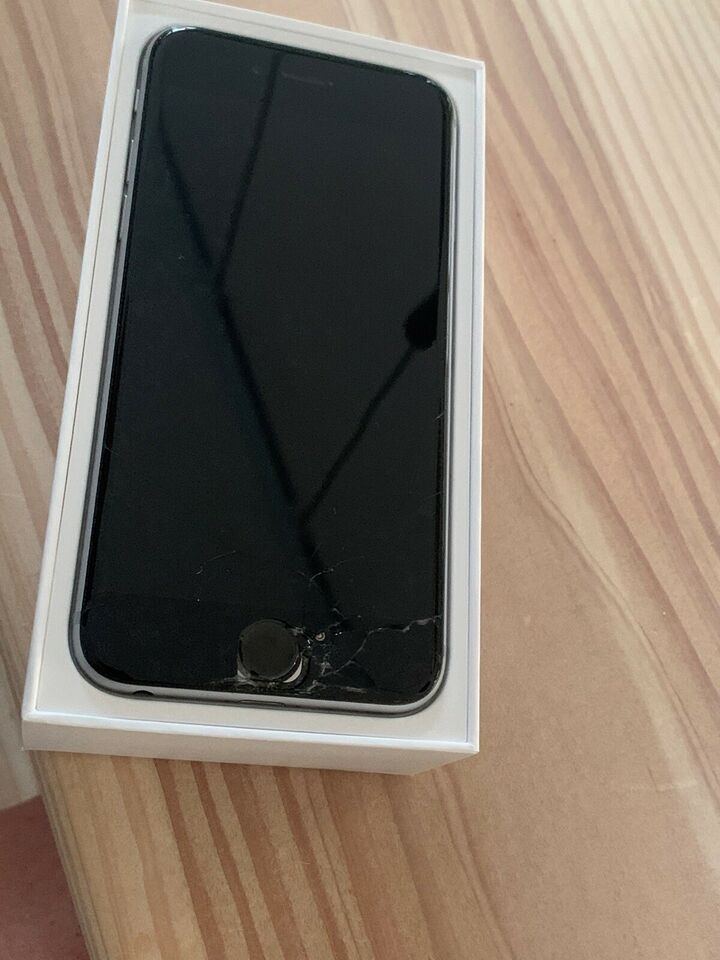 iPhone 6S, 32 GB, aluminium