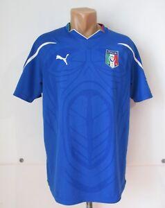 ITALY-WORLD-CUP-2010-2011-HOME-FOOTBAL-SHIRT-SOCCER-JERSEY-MAGLIA-CALCIO-PUMA-L