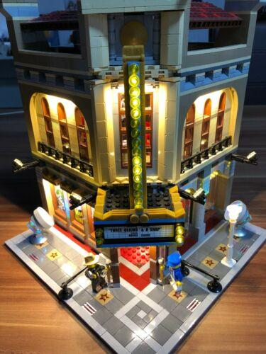 //luce di Illuminazione Set Per LEGO PALACE CINEMA 10232