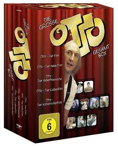 1 von 1 - Otto - Die grosse Otto Gesamtbox - 5 DVD Box