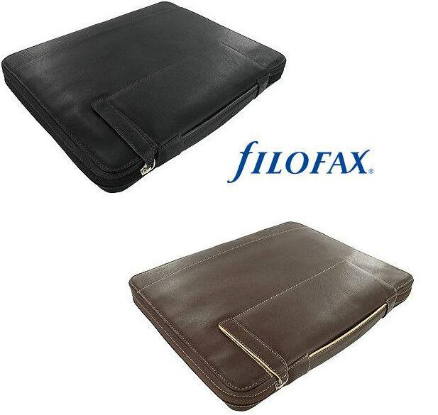 Filofax HOLBORN Zipped Portfolio A4+ with Handles & Rings, Ringbuchtasche | Spielen Sie das Beste  | Eine Große Vielfalt An Modelle 2019 Neue  | Haltbarkeit