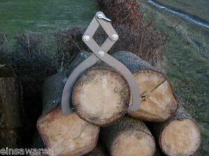 Holzzange-Schleppzange-unmontierter-roher-Zustand-M