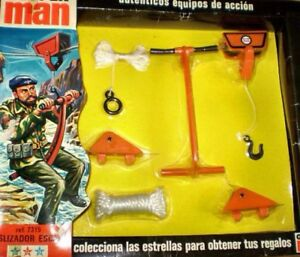 Geyperman-bliste-Deslizador-Escape-anos-70-Original