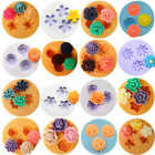 Flower Silicone Mould Clay Candy Cake Chocolate Mold Fondant Decorating