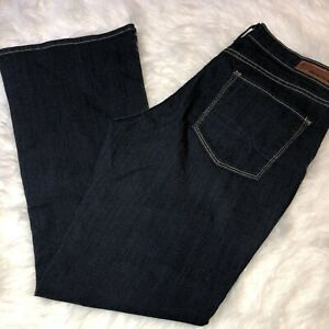 Denizen-Levis-Womens-Jeans-size-16-Short-Modern-Boot