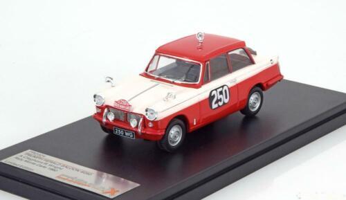 1:43 Premiumx Triumph Herald #250 rally monte carlo 1960