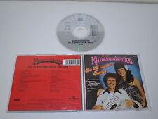 DIE KIRMESMUSIKANTEN/DIE 28 BELIEBTESTEN TANGOS(RCA BMG ND 74228) CD ALBUM