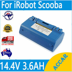 Battery-for-Irobot-Scooba-14-4V-Ni-MH-3600mAh-330-340-350-380-385-590-5800-AU