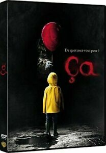 CA-2017-Stephen-King-DVD-NEUF-SOUS-BLISTER