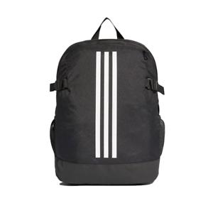 adidas Bag Training 3 stripes Power Backpack Medium Gym School Black BR5864