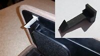 1992-2003 Ford Ranger Easy Latch Fix For Center Console Arm Rest Mazda B - Black