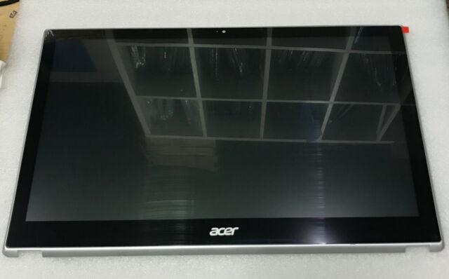 """NEW Acer Aspire V5-571 V5 571P 15.6/"""" Touch LCD LED Screen Digitizer Glass Bezel"""