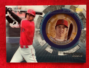 🔥⚾️ 2020 Topps Update Coin Card SHOHEI OHTANI ANGELS ⚾️