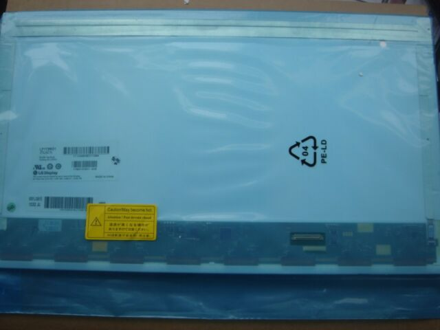 """Display Screen LED 17.3 """" 17,3 """" LP173WD1 TL C1 40 Pins Right Side Connector"""