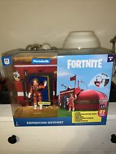 Fortnite Expedition Outpost NEW FREE SHIPPING Action Figure