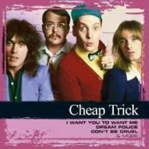 CHEAP-TRICK-034-COLLECTIONS-034-CD-NEUWARE