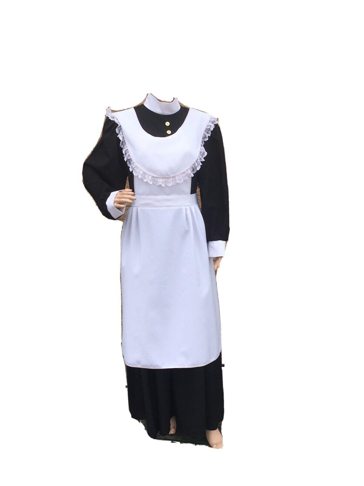 Victorian Maid / Waitress - Size 16