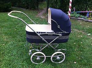 Vtg Mid Century Wonda Chair Like Baby Carriage Buggy