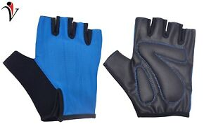 Cycling-Gloves-Sports-Gym-Mountain-Road-Bike-Bicycle-Half-Finger-M-L-XL