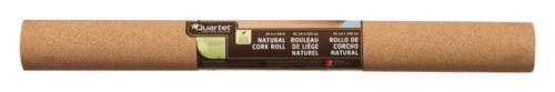 W x 48 in L Brown  Cork  Cork Roll Quartet  24 in