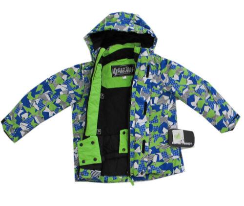 Central Project Neige Costume Combinaison de ski 2 pièces capuche unisexe taille 86,98,104,110,122