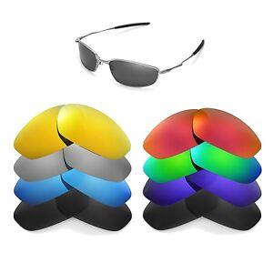 1831b784cf0 Image is loading Walleva-Replacement-Lenses-for-Oakley-Whisker-Sunglasses- Multiple-