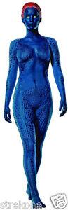 "Mystique Jennifer Lawrence Full Body ""JENNIFER LAWRENC..."