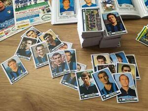 TUTTA L?INTER 1945-1986 - Set completo di 384 figurine cartonate