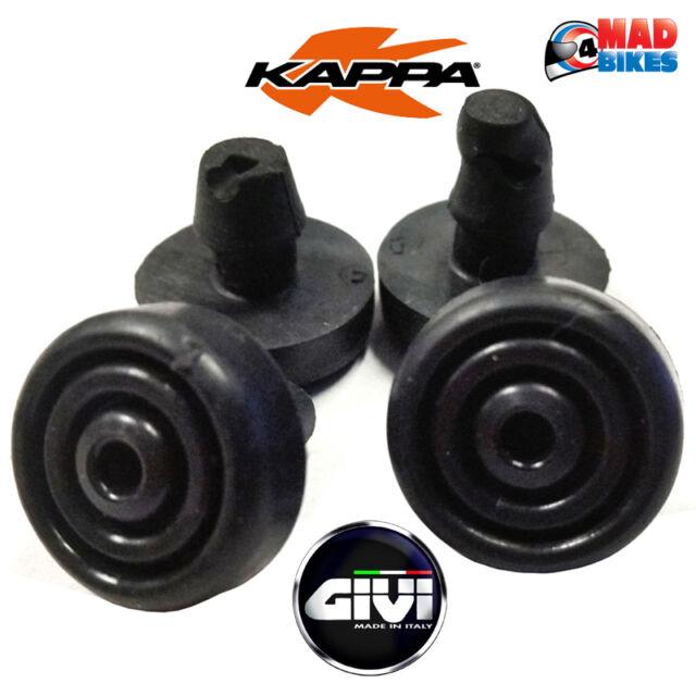 Givi o Kappa Z2710 Goma Sellos / Separadores para Sra / Kra Alu Estantes & E251