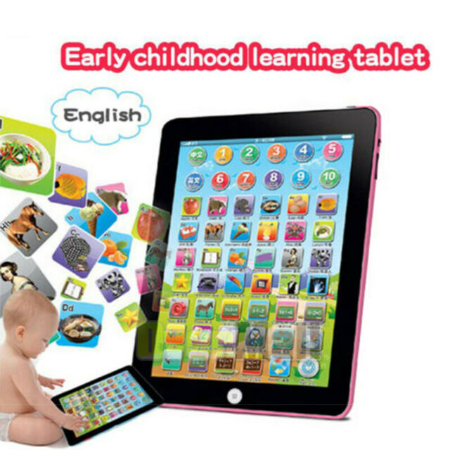Best Tablet For Toddlers Educational Toys for 2 3 4 Year Olds Boys Girls Toddler