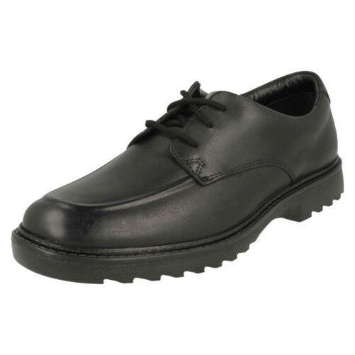 Clarks Niños Zapatos de Vestir con Cordones ' Asher Grove '