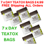 DETOX-TEATOX-SKINNY-HERBAL-WEIGHT-LOSS-BURN-FAT-TEA-BURNER-You-Choose thumbnail 2