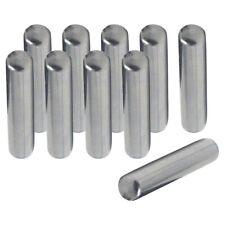 68852216 5x Passfeder DIN 6885 2x2x16 Form A C45k rundstirnig