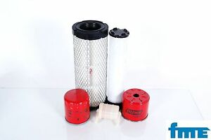 Filterset-JCB-8032-Z-Motor-Perkins-403-15-Filter-ohne-Hydraulikfilter