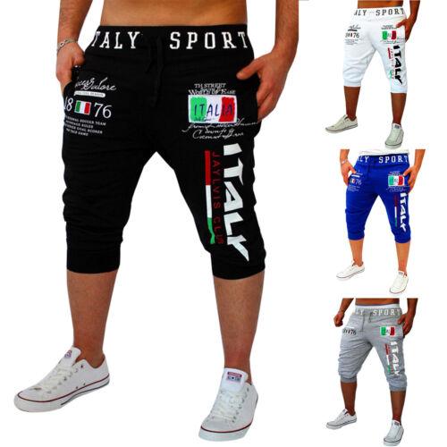Men Casual Short Pants Fitness Gym Work Running Bottoms Sports Wear Beach Shorts