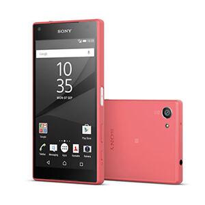 Sony-Ericssion-XPERIA-4-6-034-Z5-compact-E5823-23MP-32GB-4G-LTE-Smartphone-Coral