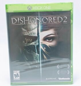 Dishonored-2-Standard-Edition-Microsoft-Xbox-One-2016-Factory-Sealed