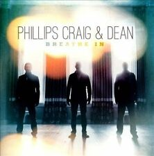 Audio CD Breathe In - Phillips, Craig & Dean - Free Shipping
