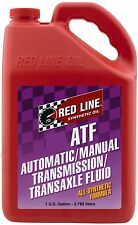 Red Line Synthetic D6 Automatic Transmission Fluid 1 Gallon 30705