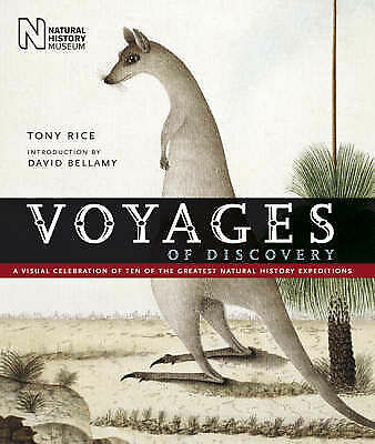 1 of 1 - Voyages of Discovery: A Visual Celebration of Ten of the Greatest Natural