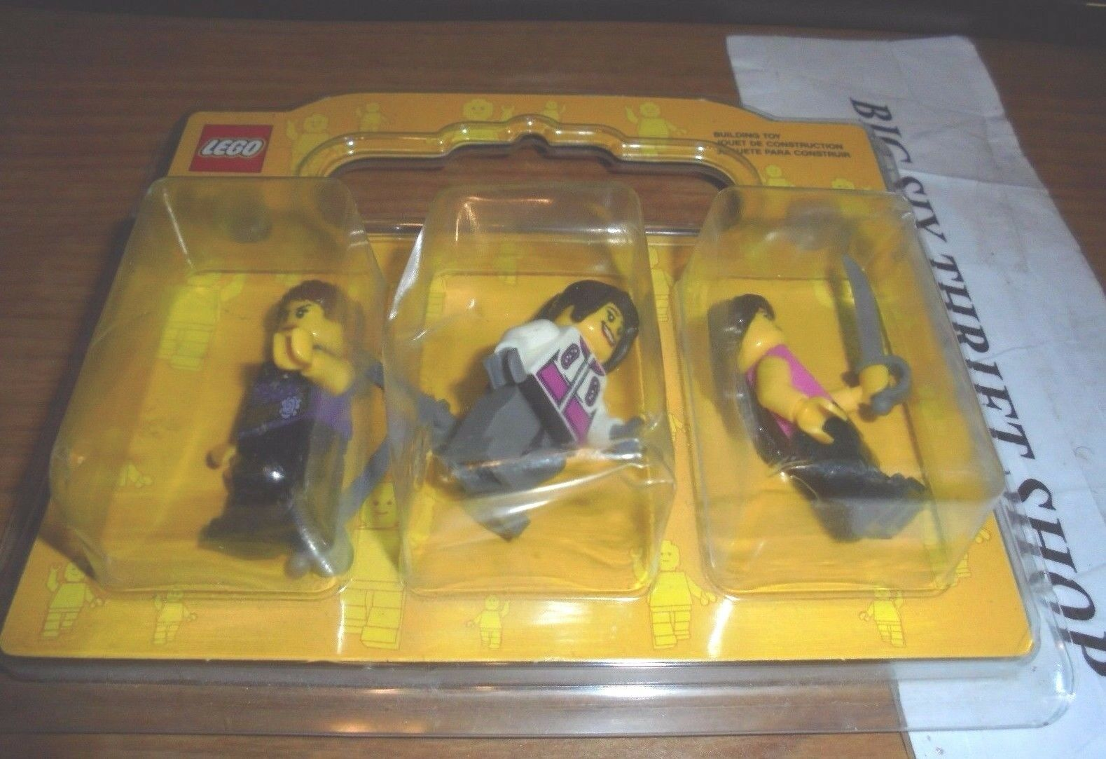 LEGO Exclusive Set Set Set Limited Edition Mini Figure 6a2314