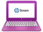 HP Stream 11-d011wm 11.6in. (32GB, Intel Celeron N, 2.16GHz, 2GB) Notebook/Laptop - Orchid Magenta - K3Y85UA#ABA