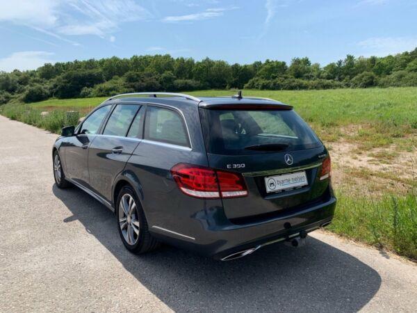 Mercedes E350 3,0 BlueTEC Avantgarde stc. aut. - billede 3