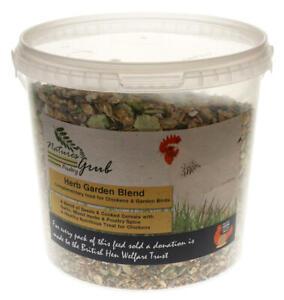 Natures Grub Poultry Garden Blend Chicken Food | Birds