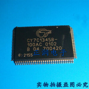 1pcs-CY7C1345B-CY7C1345-CY7C1345B-100AC-CY7C1345B-117AC-QFP100