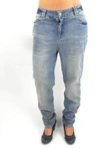 Hose Neu Zipfly Grün River O'neill Jeans Churchill Boyfriend Blau qB58USwxS4